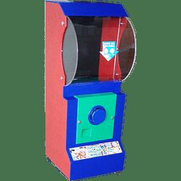 Dispensador de chicles/dulces para mostrador