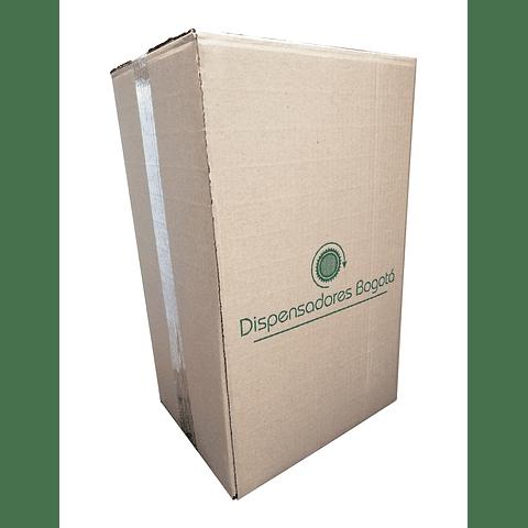 Papel higiénico en cajita para dispensador - Paca x 1000