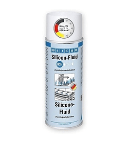 Spray Silicon Fluid 400 Ml Grado Alimenticio Nsf H1 Weicon
