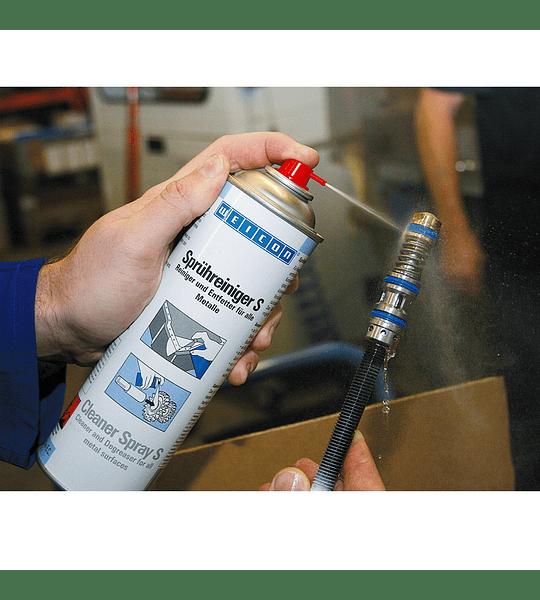 Spray Desengrasante Industrial 500 Ml Desengrasante S