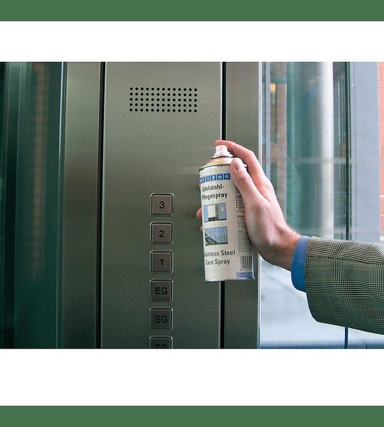 Spray Limpiador De Acero Inoxidable 400 ML WEICON