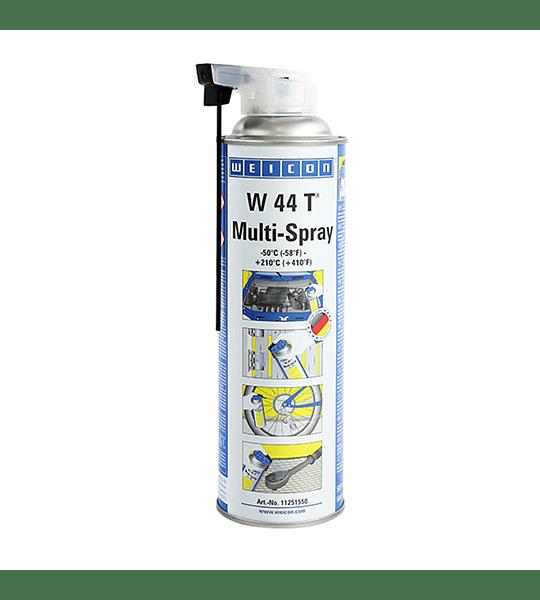 Limpia Lubrica Protege W44 T Multi 500 Ml Weicon