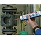 Silicona Sellador Para Alta Temperatura 300º Roja 310 Ml Ht300