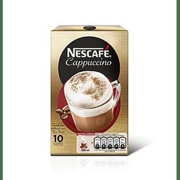 Nescafé Cappuccino 10 Sobres