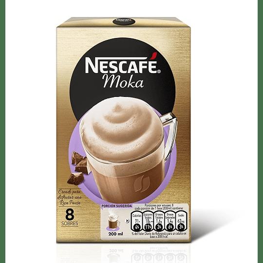 Nescafé Moka 8 Sobres