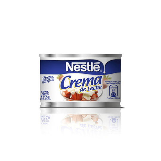 Crema de Leche Nestle Tarro (12 x 157 GR)