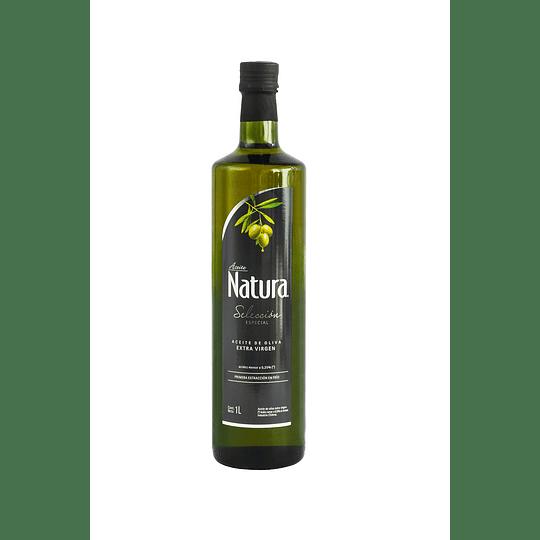 Aceite de Oliva Extra Vírgen Natura