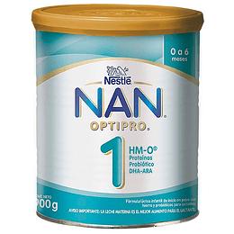 Leche NAN 1 Optipro 900 GR (0-6 meses)