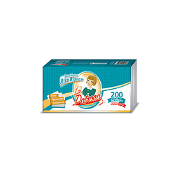 Servilletas La Patrona (10 x 200 UD)