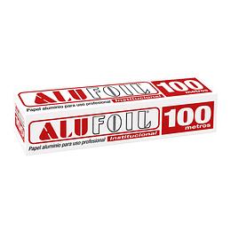 Papel Aluminio Alufoil 100 MT