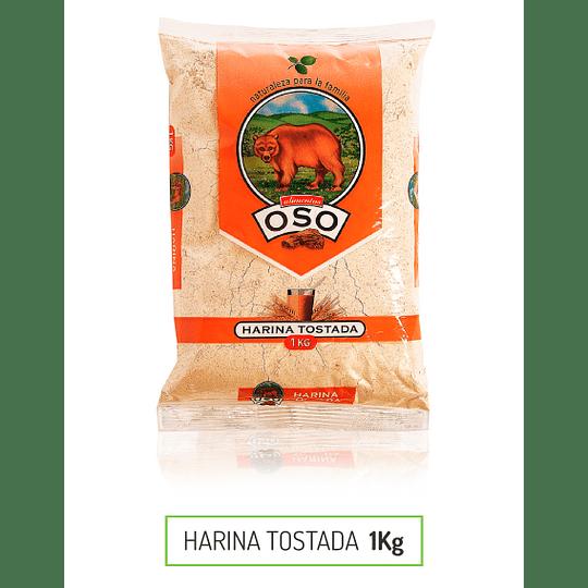 Harina Tostada Oso (10 x 1 KG)