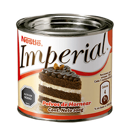 Polvos de Hornear Imperial Tarro (12 x 200 GR)