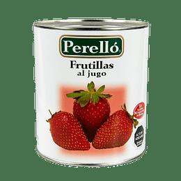 Frutillas al Jugo Perelló (6 x 580 GR)