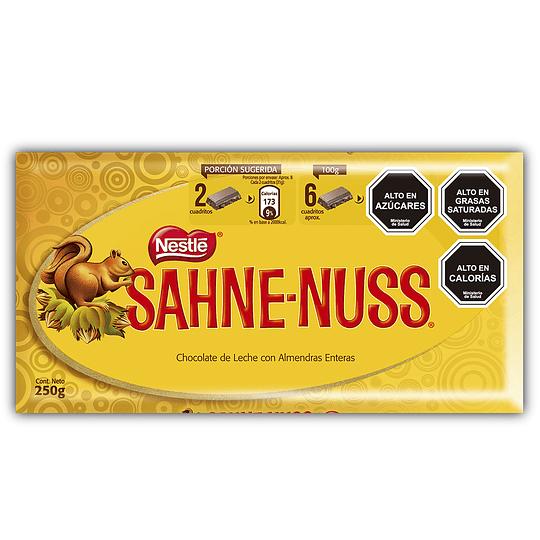 Chocolate Sahne Nuss (15 x 250 GR)