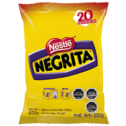 Negrita (20 x 30 GR)