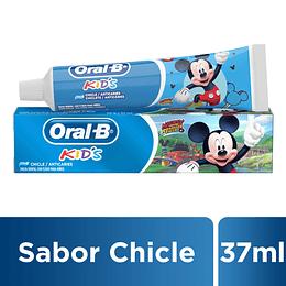 Pasta Dental Niños Oral-B (6 x 50 GR)