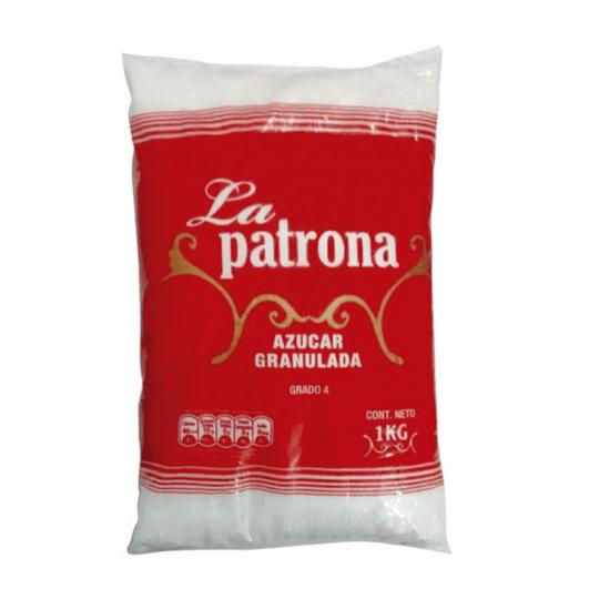 Azúcar La Patrona (10 x 1 KG)