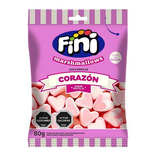 Marshmallows Fini (12 x 80 GR)
