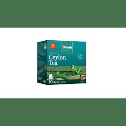 Té Dilmah Ceylon (12 x 10 bolsitas)