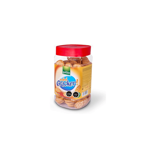 Galletas Gullón Mini Crackers (6 x 350 GR)