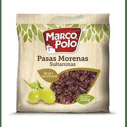 Pasas Morenas Marco Polo (10 x 100 GR)