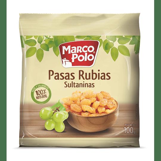 Pasas Rubias Marco Polo (10 x 100 GR)