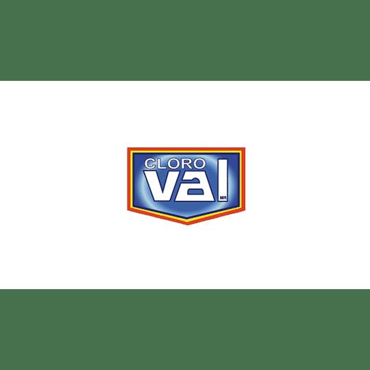 Cloro Líquido Concentrado Val (6 x 2 KG)