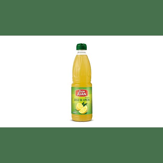 Jugo de Limón Don Juan (12 x 500 ML)