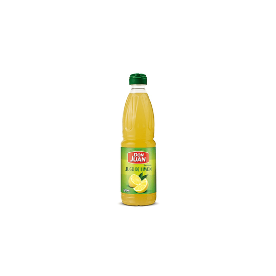 Jugo de Limón Don Juan (12 x 500 ML)