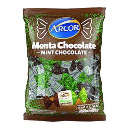 Caramelos Menta Chocolate Arcor 100 UD