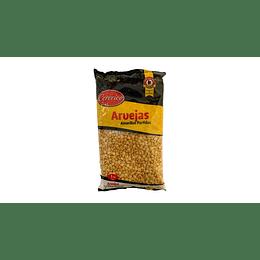Arvejas Amarillas Cere Rico (5 x 1 KG)