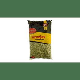 Arvejas Verdes Cere Rico (5 x 1 KG)