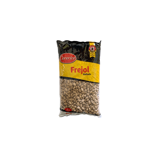 Porotos Hallado Cere Rico (5 x 1 KG)