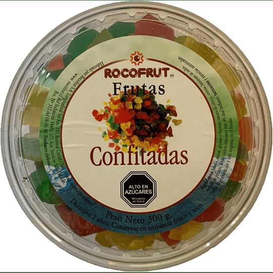 Frutas Confitadas Rocofrut (9 x 300 GR)