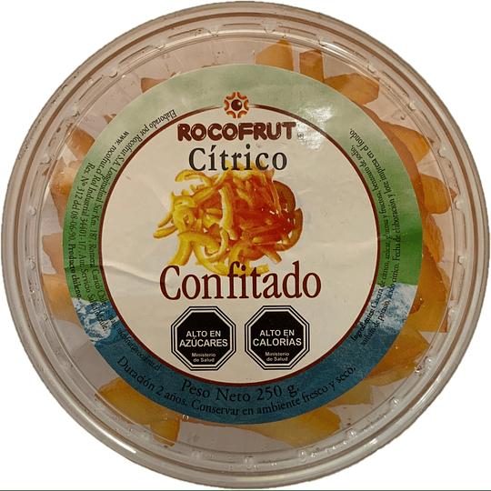Naranjitas Confitadas Rocofrut (9 x 250 GR)