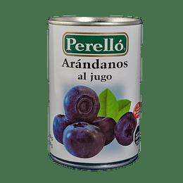 Arándanos al Jugo Perelló (3 x 430 GR)