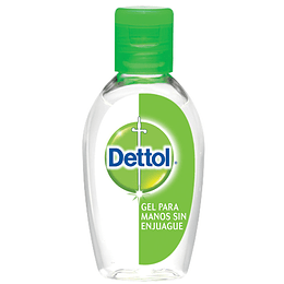 Gel Desinfectante para Manos Dettol (12 x 50 ML)