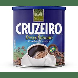 Café Cruzeiro Descafeinado Tarro (6 x 170 GR)