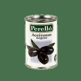 Aceitunas Negras Perelló (12 x 300 GR)