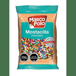 Mostacillas Marco Polo (25 x 25 GR)