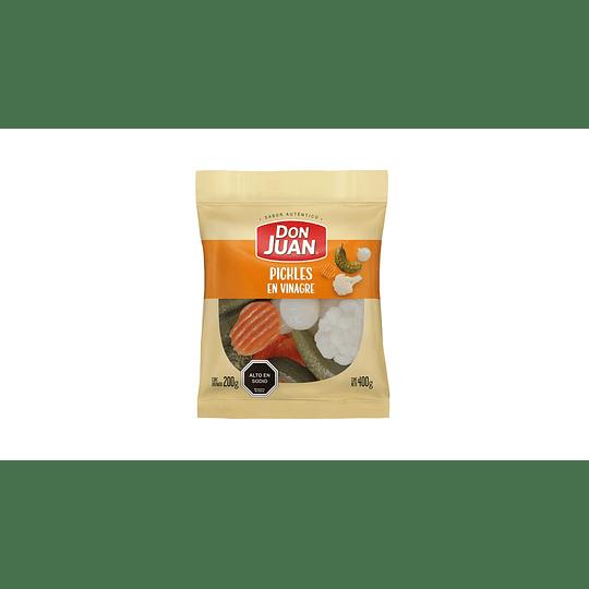 Pickles Surtidos Don Juan (6 x 180 GR)
