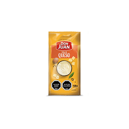 Salsa de Queso Don Juan (18 x 100 GR)
