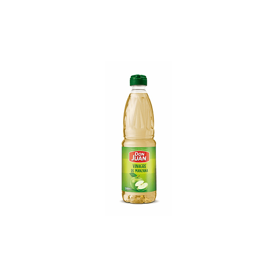Vinagre de Manzana Don Juan (12 x 500 ML)