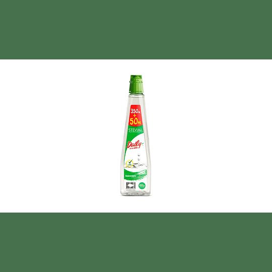 Endulzante Stevia Líquida Daily (6 x 400 ML)