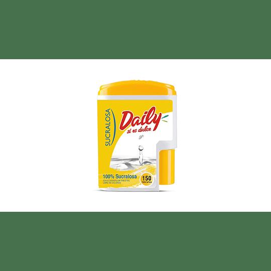 Endulzante Sucralosa Tabletas Daily (5 x 150 UD)