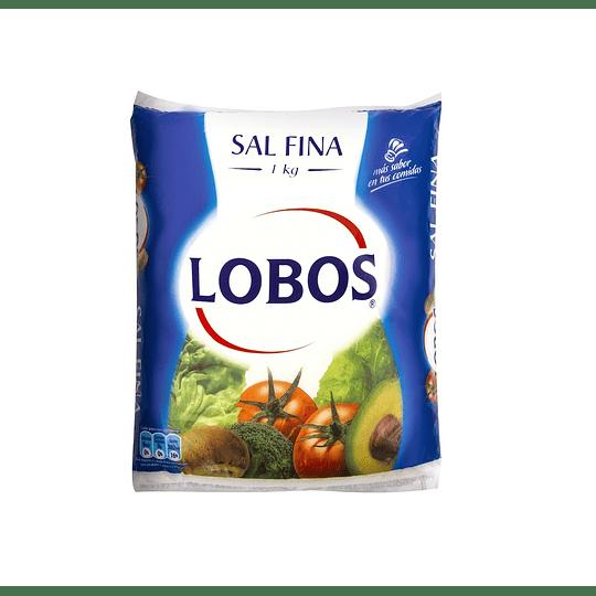 Sal Fina Lobos (10 x 1 KG)