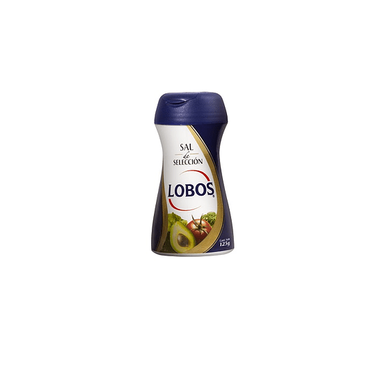 Salero Lobos (10 x 125 GR)