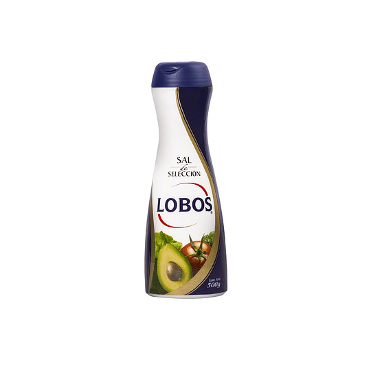 Salero Lobos (15 x 500 GR)