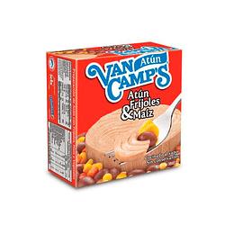 Atún Lomitos Mix Mexicano Van Camps (12 x 150GR)