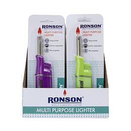 Encendedor de Cocina Pequeño Ronson 12 UD